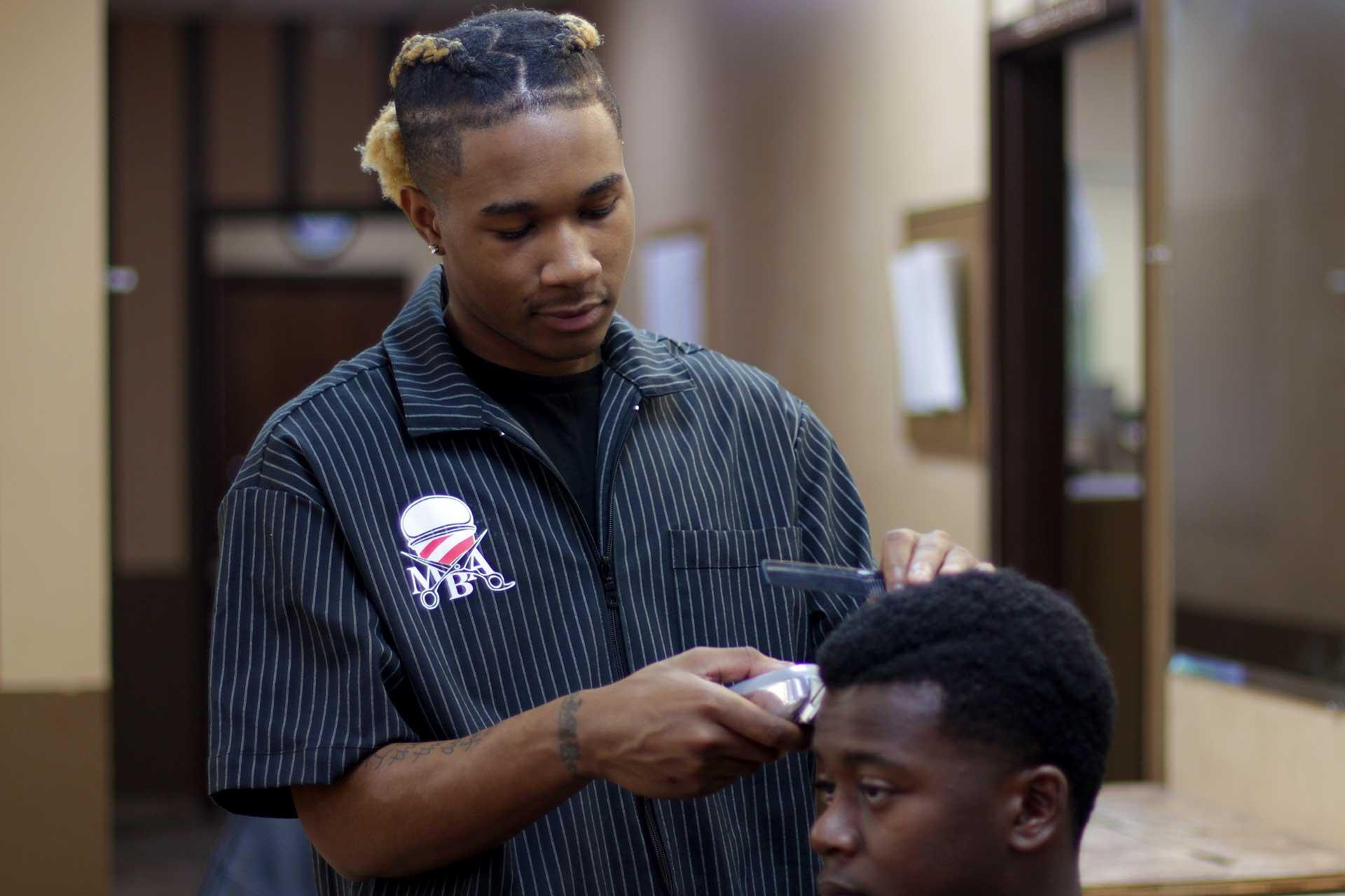 Barber 1500 Course Mississippi Barber Academy