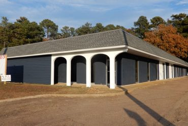 New Exterior Roof and Paint