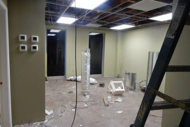 Renovations Nearing Completion!
